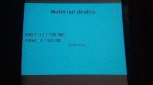 MATERNAL DEATH RATE CS